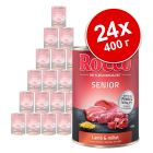 Икономична опаковка: Rocco Senior 24 x 400 г