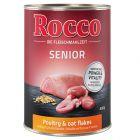 Rocco Senior 6 x 400 g pour chien