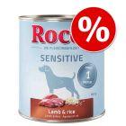Rocco Sensitive comida húmida 24 x 800 g em promoção!