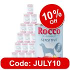 Rocco Sensitive Saver Pack 24 x 400g