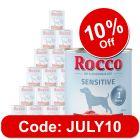 Rocco Sensitive Saver Pack 24 x 800g