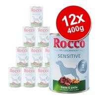 Rocco Sensitive Saver Pack 12 x 400g