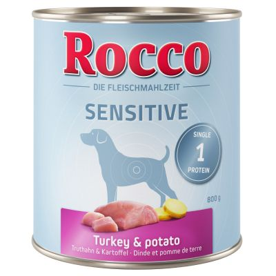 Rocco Sensitive, 6 x 800 g