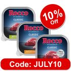 Rocco Trays Mixed Pack 9 x 300g