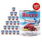Rocco Volta ao mundo 24 x 800 g - Pack económico