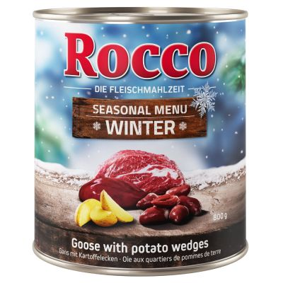 Rocco Winter Menu - Beef with Goose Liver & Potato