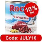 Rocco World Tour: Austria - Wild Boar with Spaetzle Noodles & Lingonberries