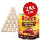 Rocco Осеннее меню в экономичной упаковке 24 x 800 г
