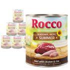 Rocco-kesämenu 6 x 800 g (erikoiserä)