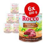 Rocco-kevätmenu - vasikansydäntä ja pehmeitä herneitä