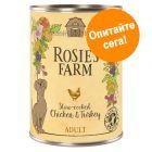 Смесена пробна опаковка Rosie's Farm Adult (без зърно)