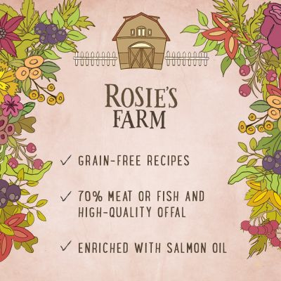 Rosie's Farm Adult Fisherman's Medley with Salmon, Chicken & Shrimp