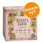 Rosie's Farm Adult -kokeilupakkaus 4 x 100 g