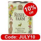 Rosie's Farm Adult Poacher's Pot Game with Salmon & Pheasant