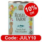 Rosie's Farm Adult Seaside Feast Fish & Chicken