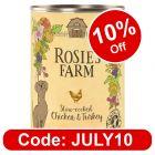 Rosie's Farm Adult Slow-cooked Chicken & Turkey