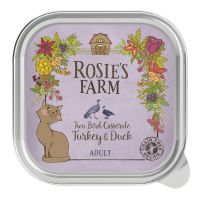 Rosie's Farm Adult Two Bird Casserole with Turkey & Duck