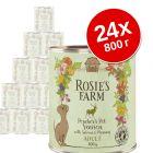 Экономупаковка Rosie's Farm Adult 24 x 800 г