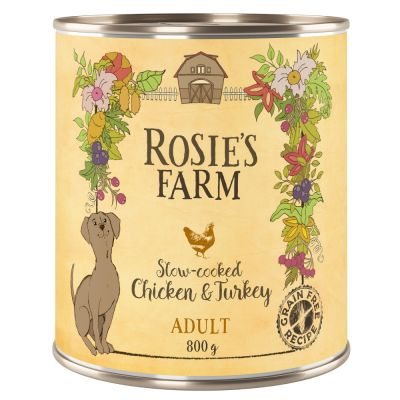 Rosie's Farm Adult 6 x 800 g