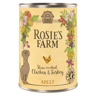 Rosie's Farm Adult 6 x 400 g