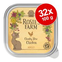 Rosie's Farm Adult 32 x 100 g