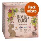 Rosie's Farm Adult 4 x 100 g para gatos - Pack de prueba