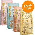 Rosie's Farm blandat provpack 4 x 1 kg