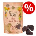 Rosie's Farm Hundesnacks zum Probierpreis!