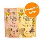 Rosie's Farm Mini Steak Bites пробна опаковка