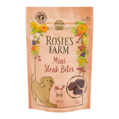 Rosie's Farm Mini Steak Bites Mixed Trial Pack