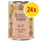 Rosie's Farm Multibuy 24 x 400g