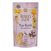 "Rosie's Farm Puppy & Adult ""Mini Hearts"" Truthahn"