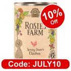 Rosie's Farm Puppy Spring Chicken Dinner