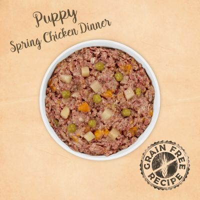 Rosie's Farm Puppy Spring Dinner Chicken