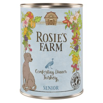 Rosie's Farm Senior Comforting Dinner Turkey