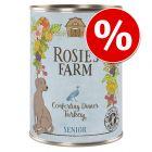 Rosie's Farm Senior gazdaságos csomag 24 x 400 g