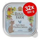 Rosie's Farm Senior 32 x 100 g