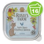 Rosie's Farm Senior 16 x 100 g pour chat