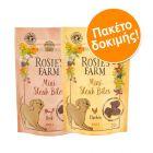 Rosie's Farm Snacks Πακέτο Δοκιμής