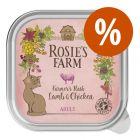 Rosie's Farm 32 x 100 g tarrinas ¡a precio especial!
