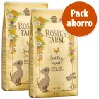 Rosie's Farm 2 x 12 kg pienso para perros - Pack Ahorro