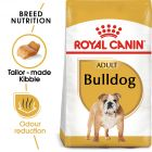 Royal Canin Breed Bulldog Adult Hrană uscată