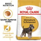 Royal Canin Breed Hondenvoer - Miniature Schnauzer Adult