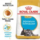 Royal Canin Breed Miniature Schnauzer Puppy