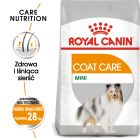Royal Canin CCN Coat Care Mini