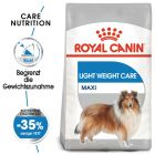 Royal Canin CCN Light Weight Care Maxi
