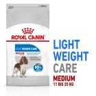 Royal Canin CCN Light Weight Care Medium суха храна
