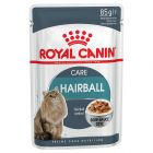 Royal Canin hairball care in Saus kattenvoer