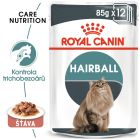 Royal Canin Hairball Care v omáčce