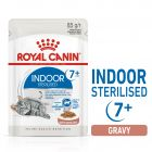 Royal Canin Indoor Sterilised 7+ Sauce